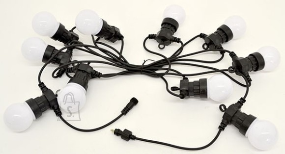 Soe valgete LED-tuledega pirnid