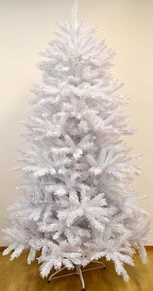 Tehiskuusk sädelev valge 190 cm