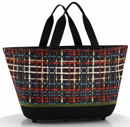 Reisenthel ostukott kokkupandav Wool