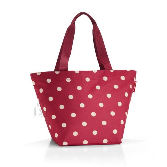 Reisenthel kokkupandav ostukott Ruby Dots