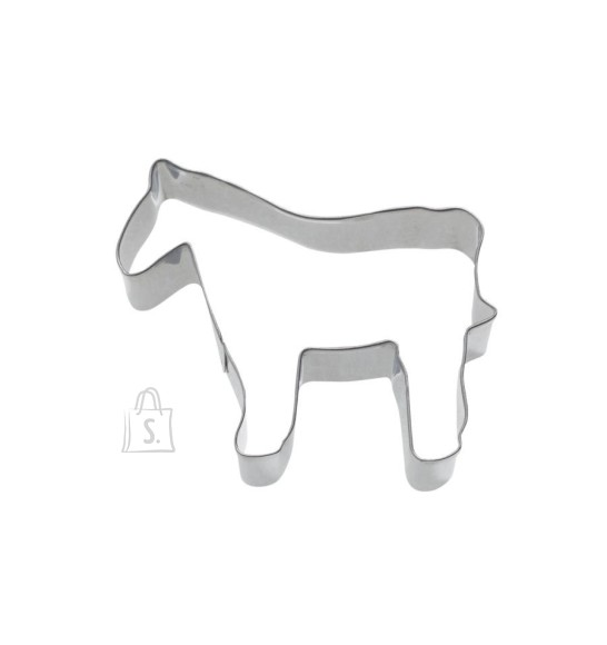 Piparkoogivorm Hobune 6 cm