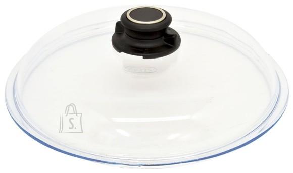 AMT Gastroguss ventileeriva nupuga klaaskaas ø26 cm