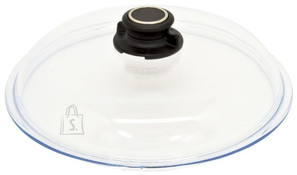 AMT Gastroguss ventileeriva nupuga klaaskaas ø28 cm