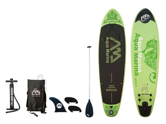 SUP Breeze (Stand Up Paddle) seisuaerulaud