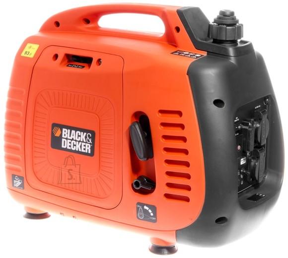 Black & Decker 4-taktiline elektrigeneraator 1700W