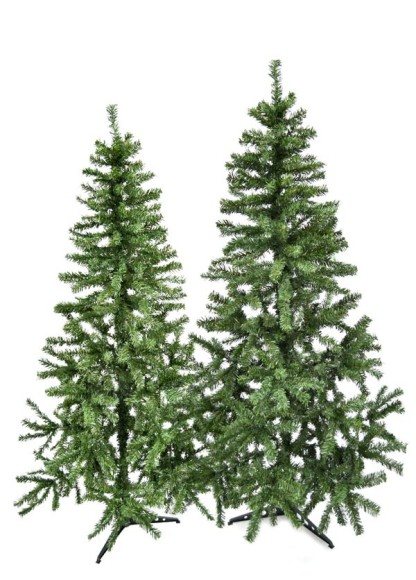 Kunstkuusk Canadian 210cm jõulutuledega
