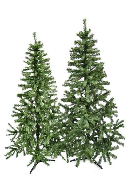 Kunstkuusk Canadian 180 cm jõulutuledega