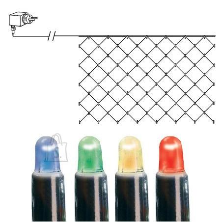 Valguskardin- võrk 160-tulega