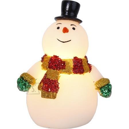 Dekoratiivne lumememm LED-tuledega