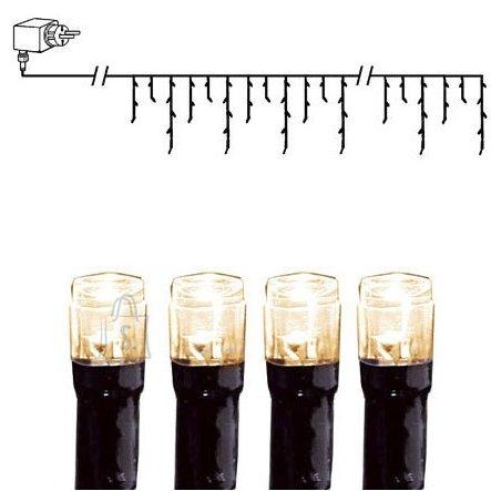 Valguskett Jääpurikad 144 LED-tulega