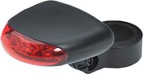 Prophete Jalgratta tagatuli punane LED, patareiga.