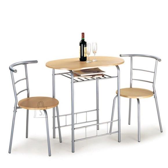Söögilaud ja 2 tooli