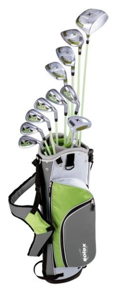 Solex Sports Golfi täiskomplekt X6 naistele