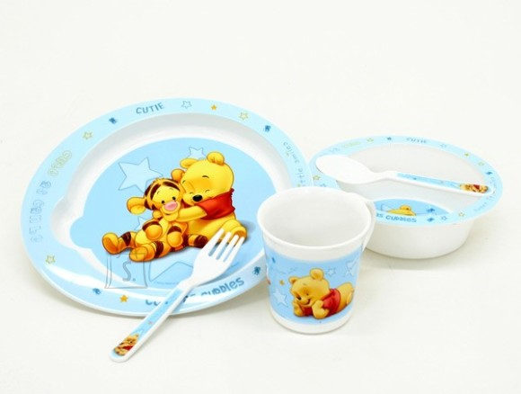 Sööginõude komplekt Disney Baby