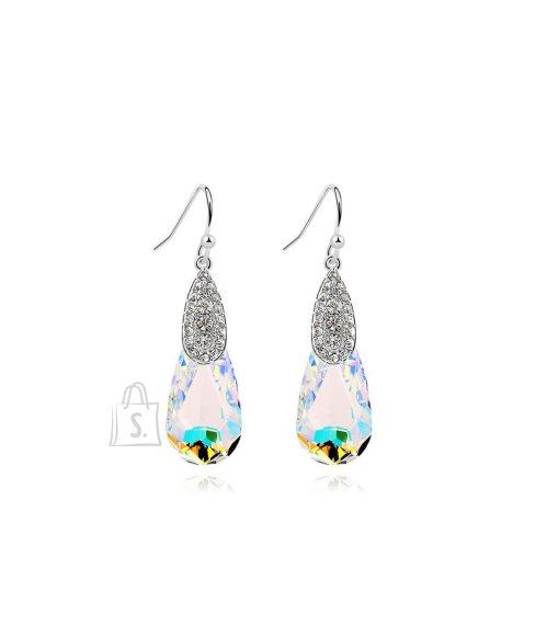 OiOi Mängleva kristalliga luksuslikud kõrvarõngad