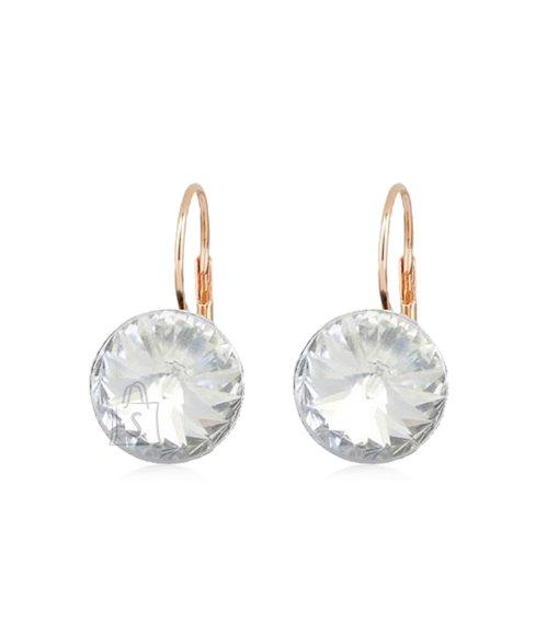 OiOi Säravad kristalliga kõrvarõngad
