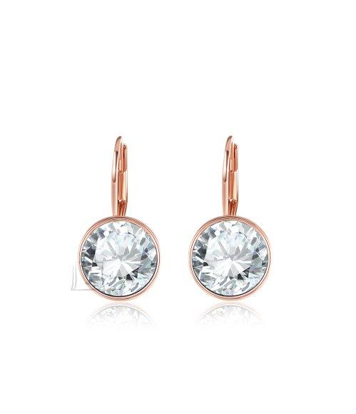 OiOi Kuldsed särava kristalliga rippuvad kõrvarõngad