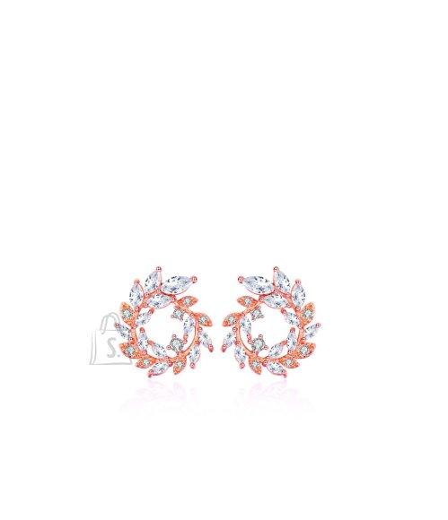 OiOi Lehtedega ümbritsetud kõrvarõngad
