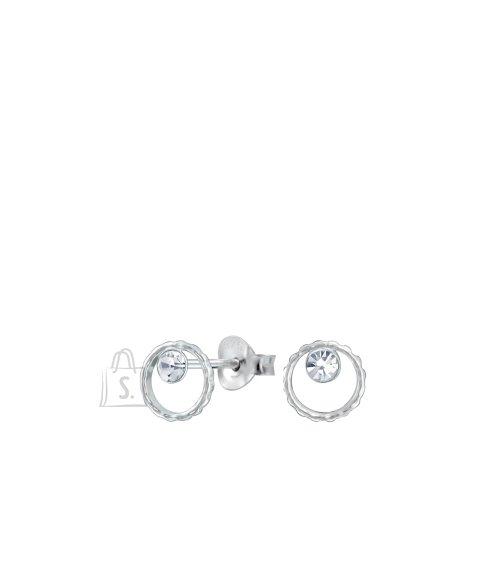OiOi Kristalli ja ringiga kõrvarõngad