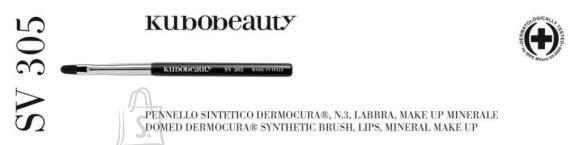Lame DERMOCURA* sünteetiline pintsel nr.3