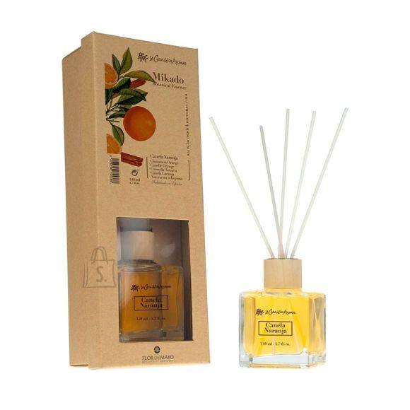 Ruumilõhn Botanical Apelsin+kaneel 140 ml