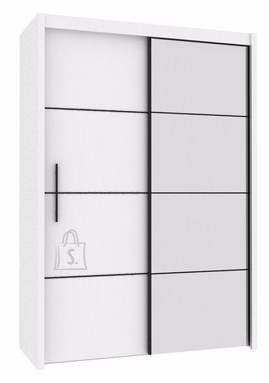Riidekapp Inova 2 150 cm