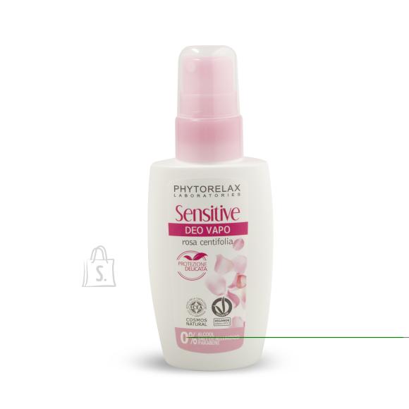 Phytorelax Pihustatav deodorant tundlikule nahale 75ml