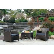 Aiamööblikomplekt PALMI laud ja 2 tooli