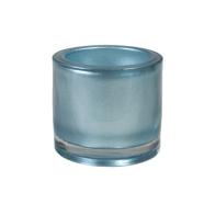Küünlahoidja FROZEN 6.5X6cm, sinine