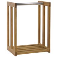 Puukorv MONDE, 35x29,5xH30cm, puit: tamm, viimistlus: õlitatud