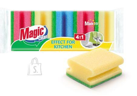 MAGIC CLEAN nõudepesusvammid 5 tk