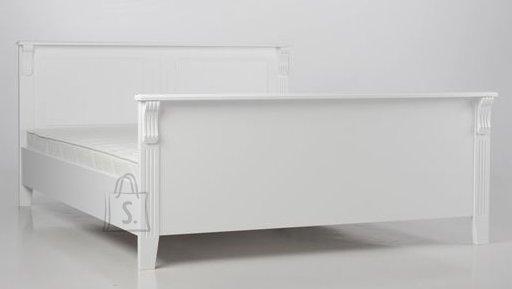 Wermo magamisvoodi Monaco 160x200 cm valge
