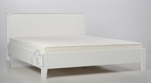 Wermo magamisvoodi Monaco jalutsita 160x200 cm valge