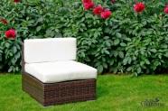 Bello Giardino tugitool Armless aeda, terrassile