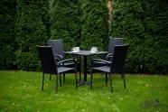 Bello Giardino aiamööbel Quattro. Laud + 4 tooli
