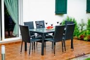 Bello Giardino aiamööbel Avvicente. Laud + 6 tooli