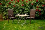 Bello Giardino aiamööbel Piccolo. Laud + 2 tooli