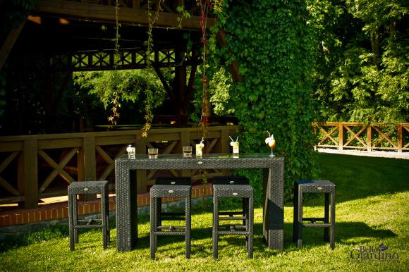 Bello Giardino aiamööbel Geniale. Laud + 6 tooli