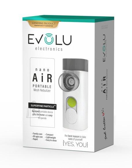 Evolu Inhalaator Nano Air (akuga) UUS!