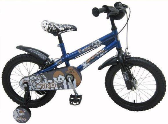 """Point Sprint Eiko 16"""" jalgratas poistele"""