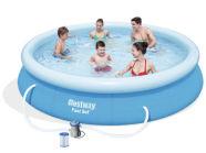 Bestway bassein koos filterpumbaga Ø366 cm