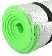 Võimlemismatt 180x60x0.6 cm, roheline