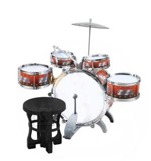 Laste trummikomplekt tooliga XL