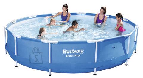 Bestway bassein terasraamiga ilma filterpumbata Ø366