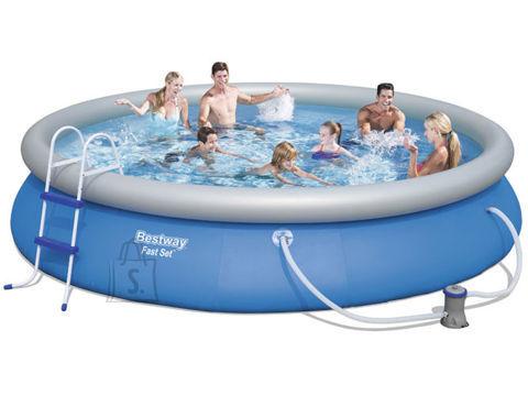 Bestway bassein koos filterpumbaga Ø457 cm