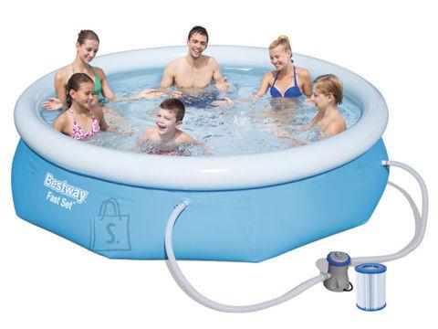 Bestway bassein koos filterpumbaga Ø274 cm