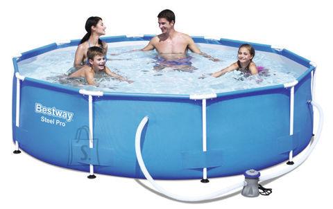 Bestway bassein terasraamiga ning filterpumbaga Ø305 cm