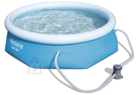Bestway bassein koos filterpumbaga Ø244 cm