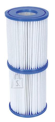 Bestway vahetatavad filtrid basseinile, Tüüp II
