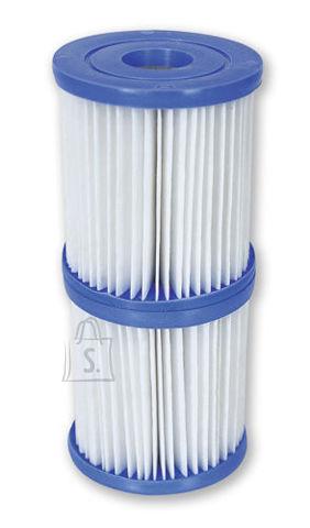 Bestway vahetatavad filtrid basseinile, Tüüp I